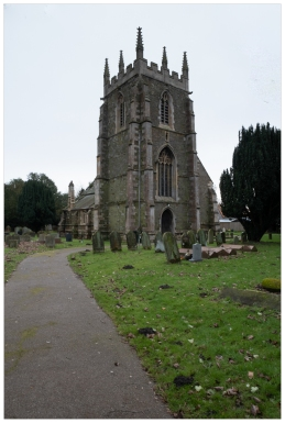 St Peter, and St Paul's Church Old Bollingbroke 1363