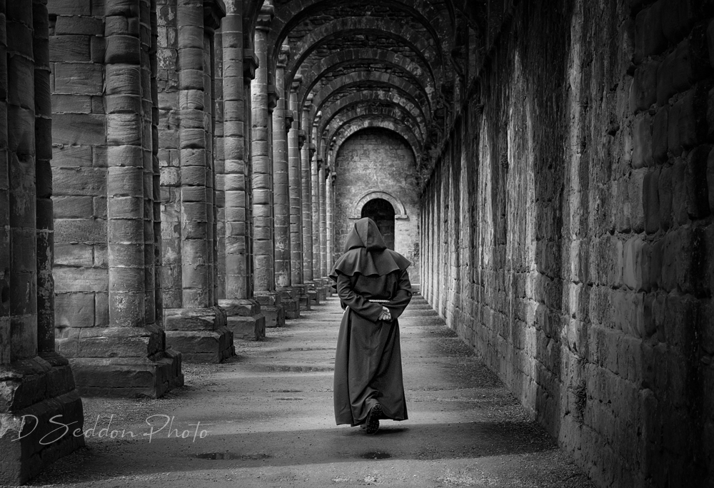 A Monk's Meditation